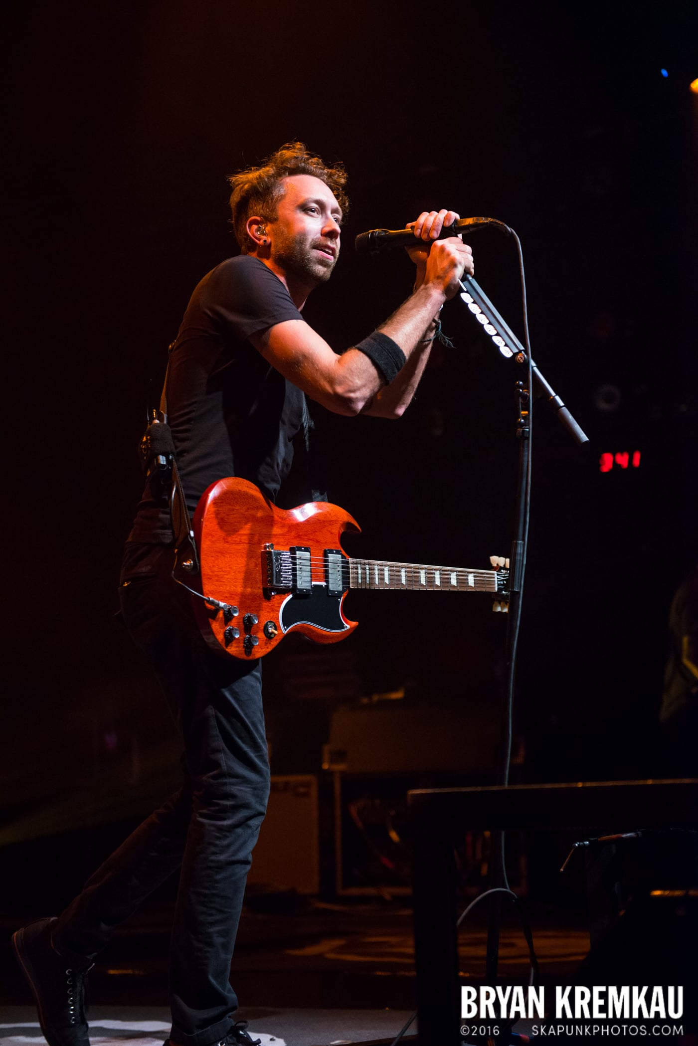 Rise Against @ Best Buy Theater, NYC - 9.26.14 (10)