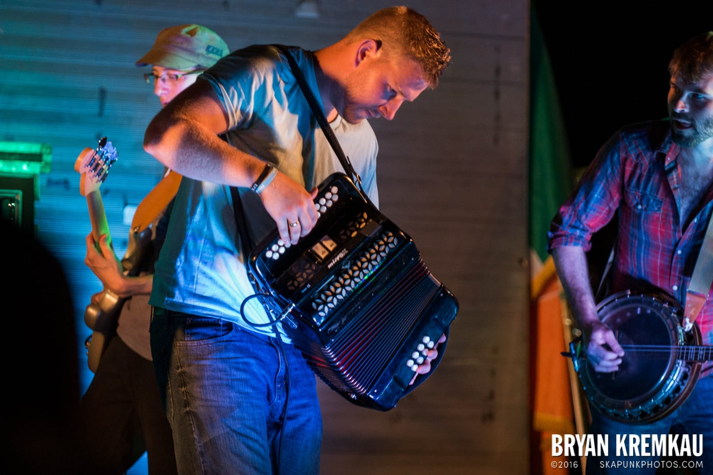The Narrowbacks @ Jersey City Irish Festival, Jersey City, NJ - 9.27.14 (13)