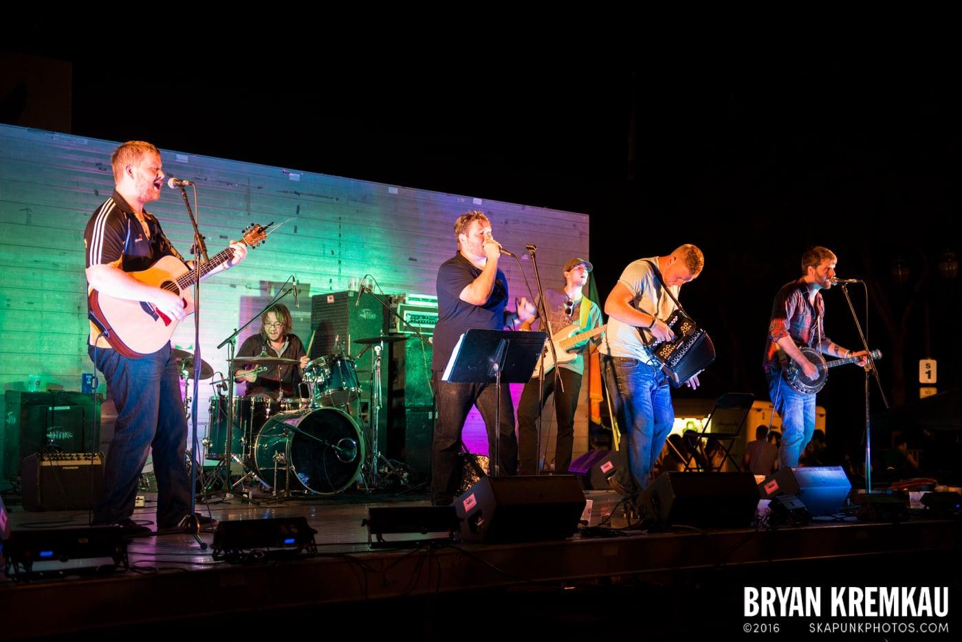 The Narrowbacks @ Jersey City Irish Festival, Jersey City, NJ - 9.27.14 (6)