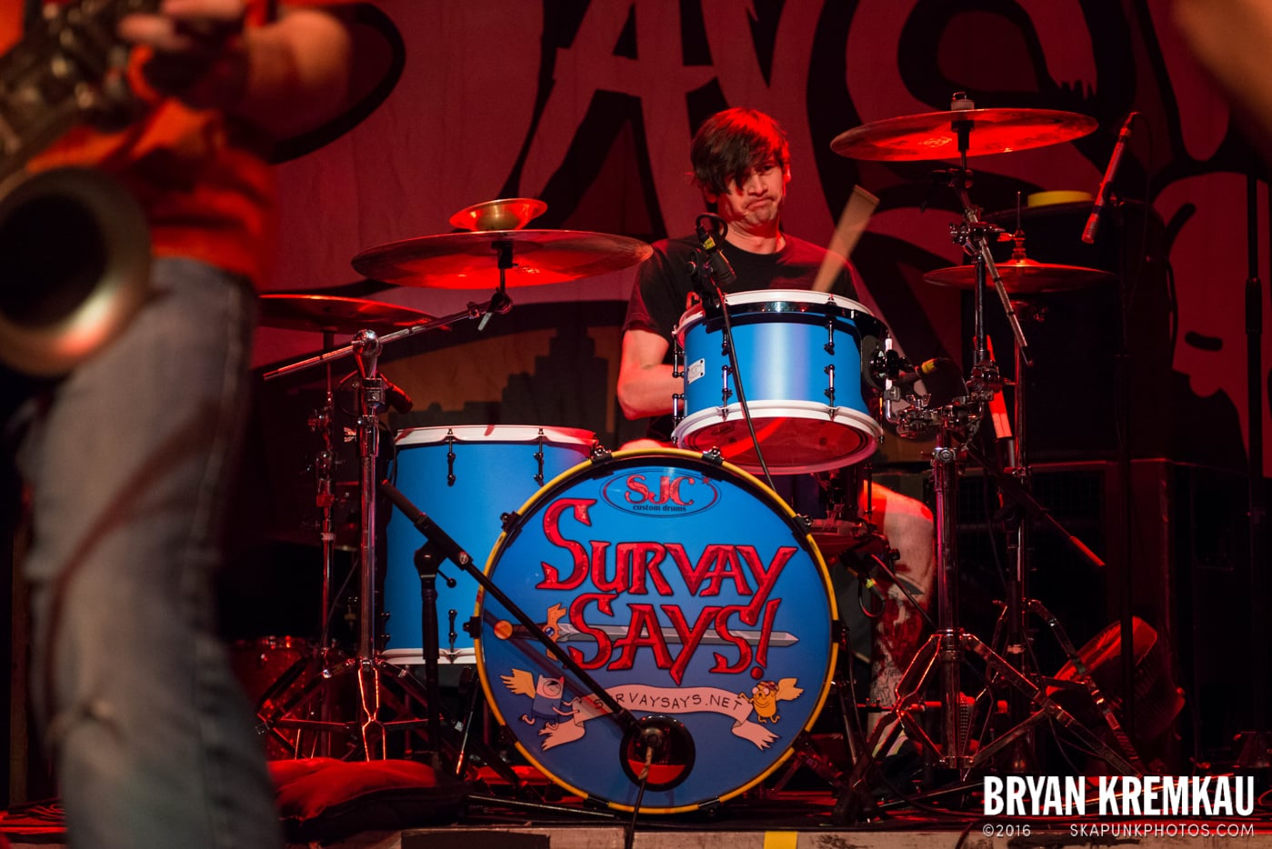 Survay Says! @ Gramercy Theatre, NYC - 10.2.14 (22)