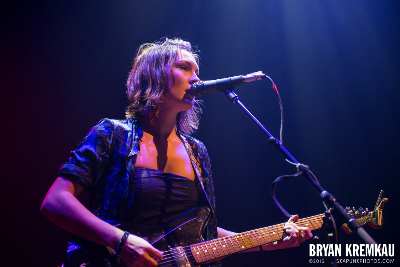 Meredith Sheldon @ Gramercy Theatre, NYC - 11.12.14 (9)