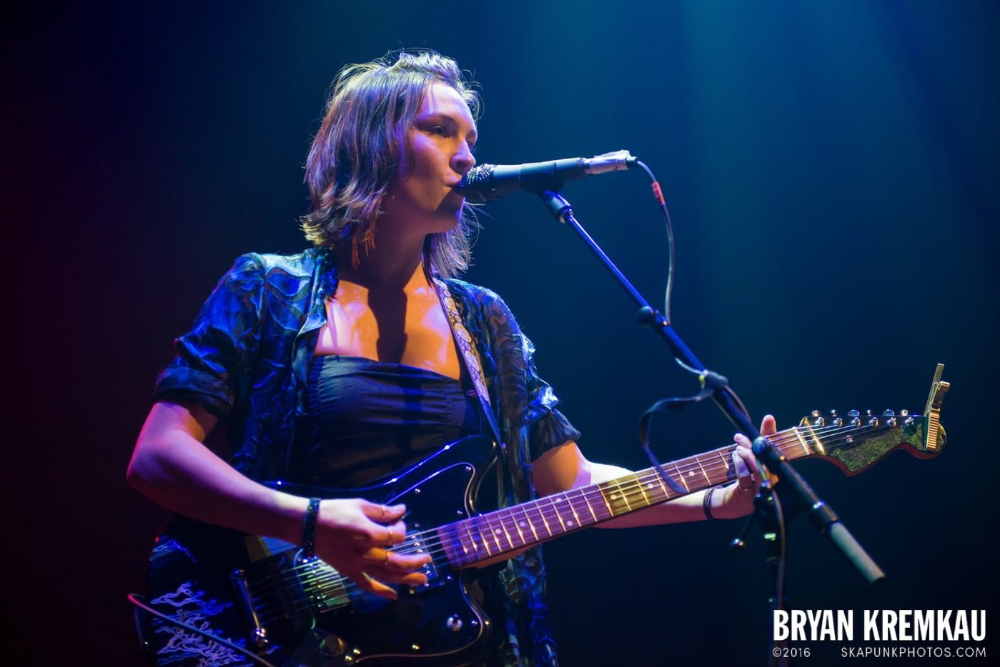 Meredith Sheldon @ Gramercy Theatre, NYC - 11.12.14 (7)