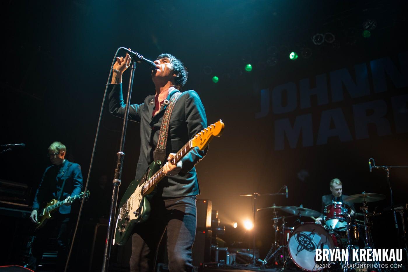 Johnny Marr @ Gramercy Theatre, NYC - 11.12.14 (51)