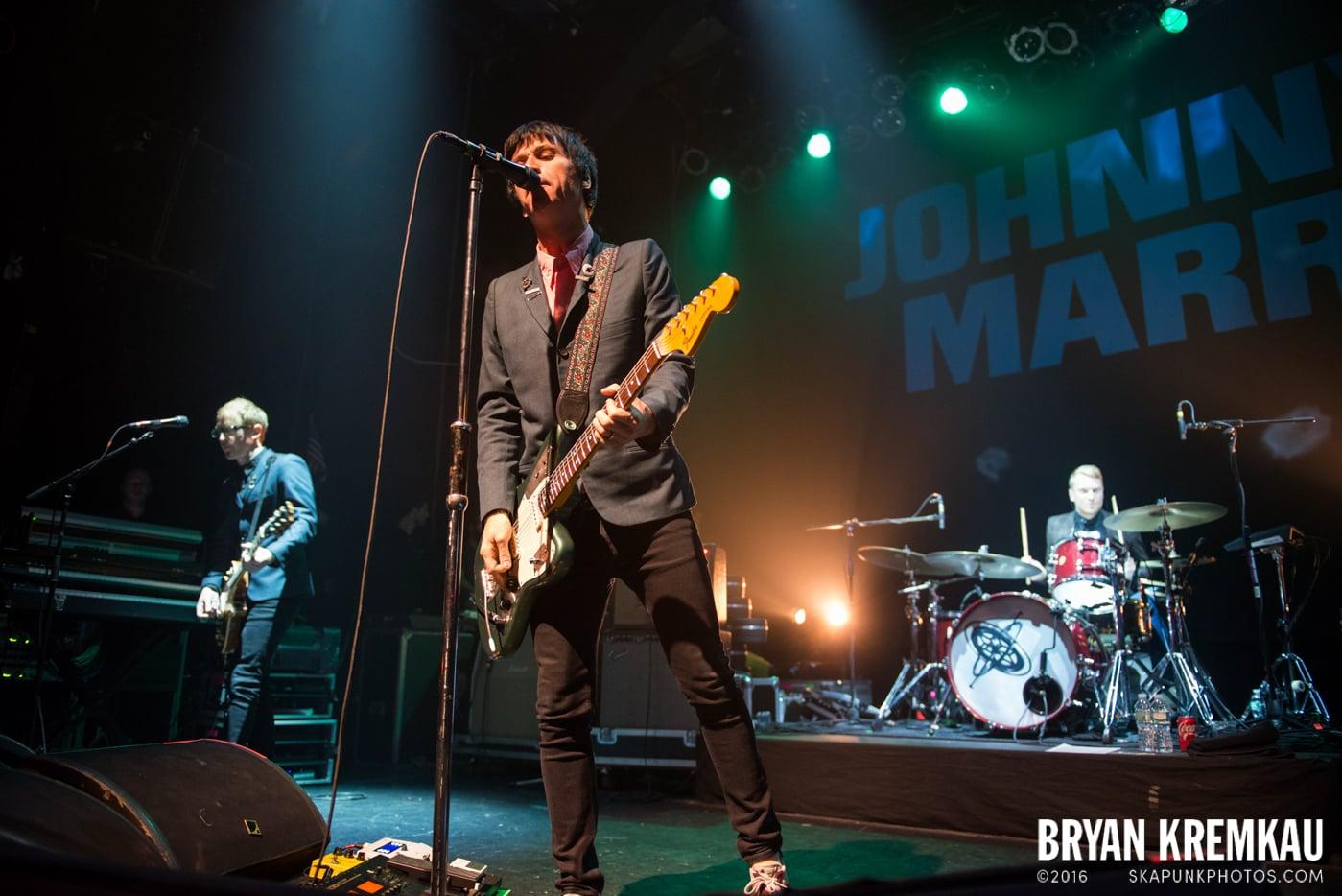 Johnny Marr @ Gramercy Theatre, NYC - 11.12.14 (49)