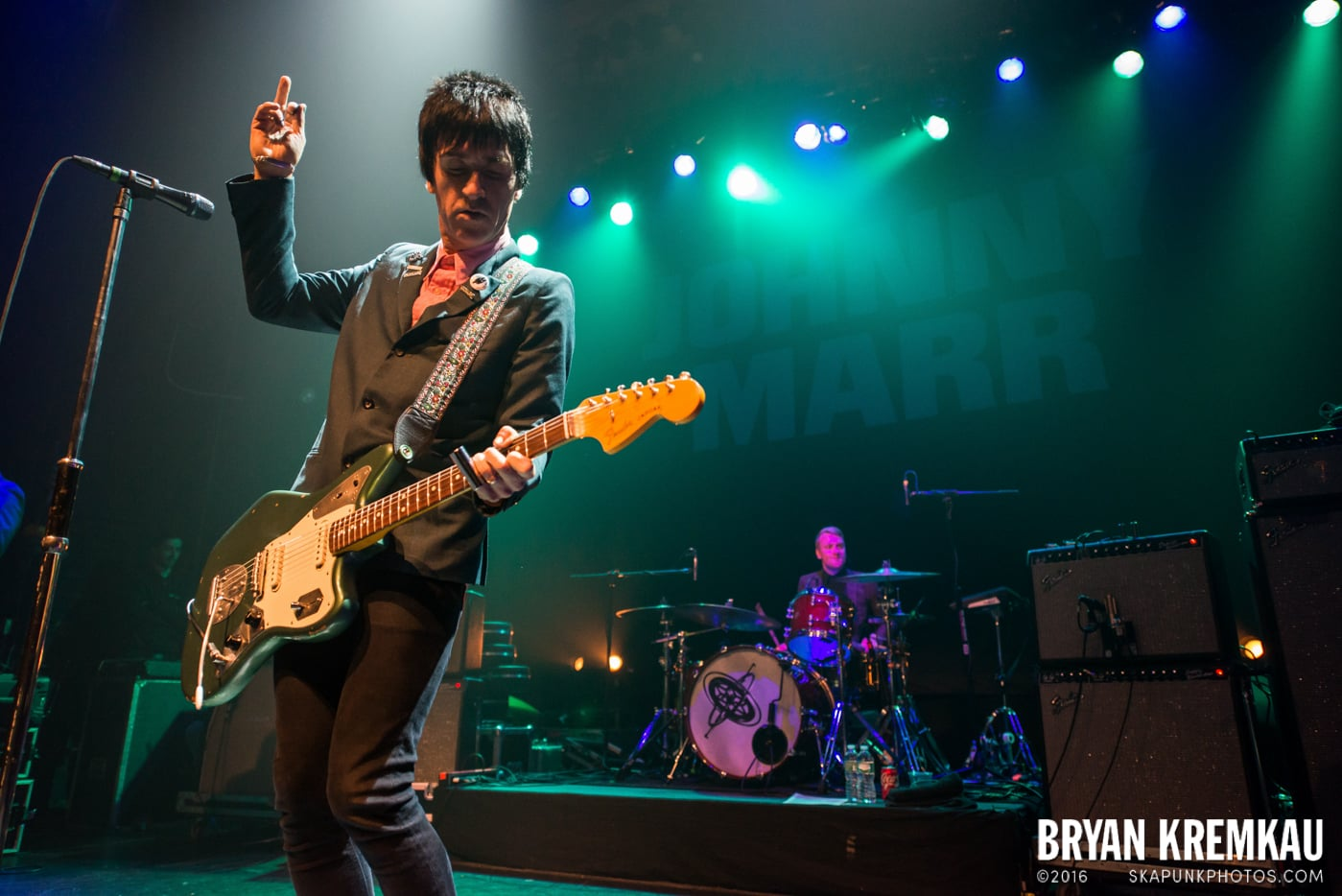 Johnny Marr @ Gramercy Theatre, NYC - 11.12.14 (23)