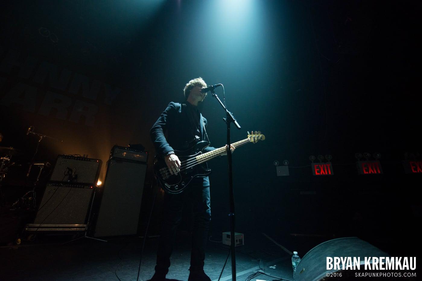 Johnny Marr @ Gramercy Theatre, NYC - 11.12.14 (16)
