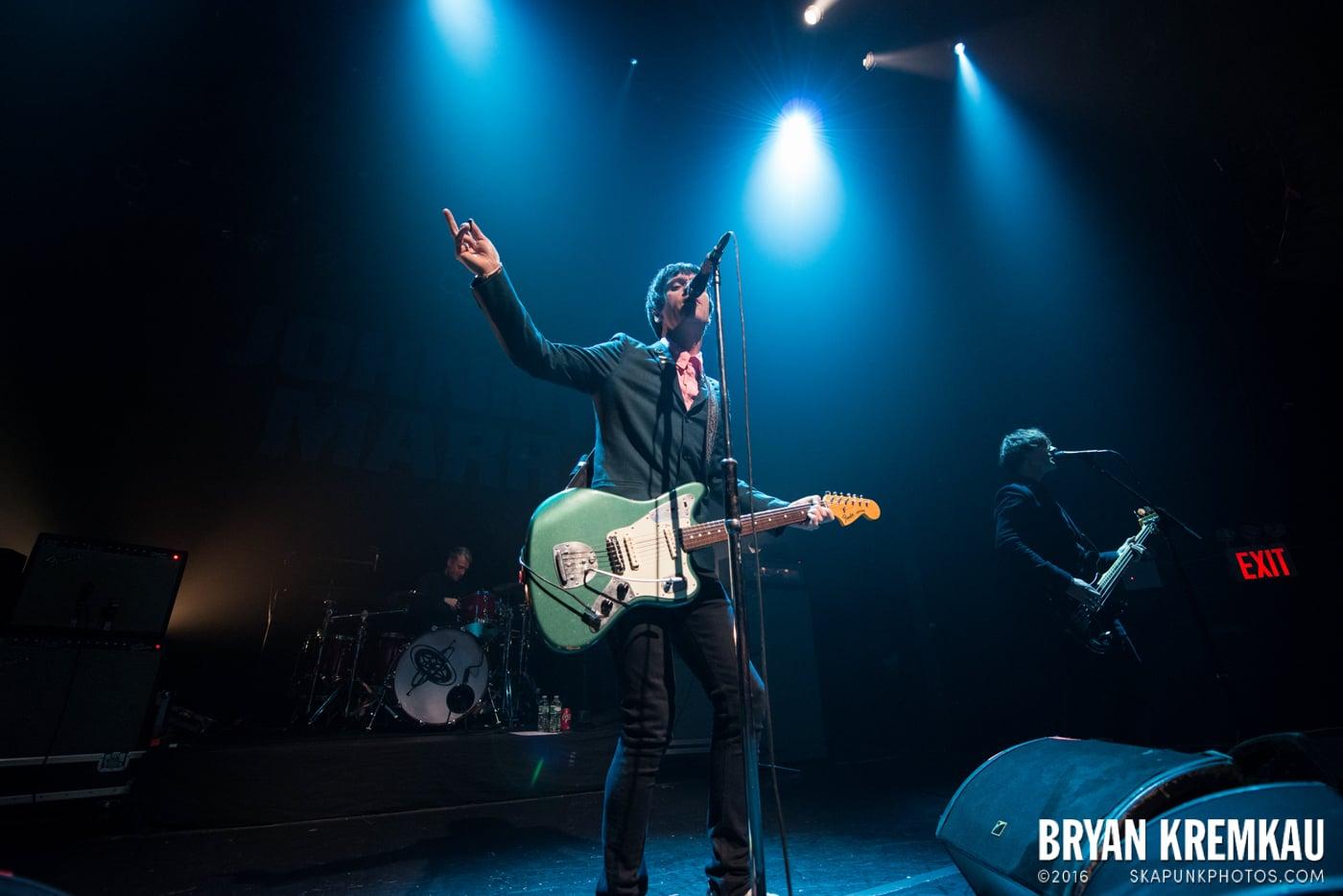 Johnny Marr @ Gramercy Theatre, NYC - 11.12.14 (5)