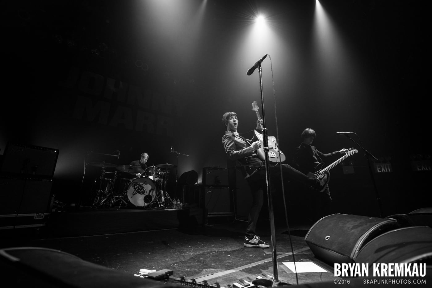 Johnny Marr @ Gramercy Theatre, NYC - 11.12.14 (2)