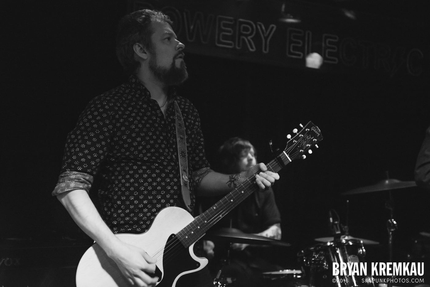 Trapper Schoepp & The Shades @ Bowery Electric, NYC - 11.20.14 (62)