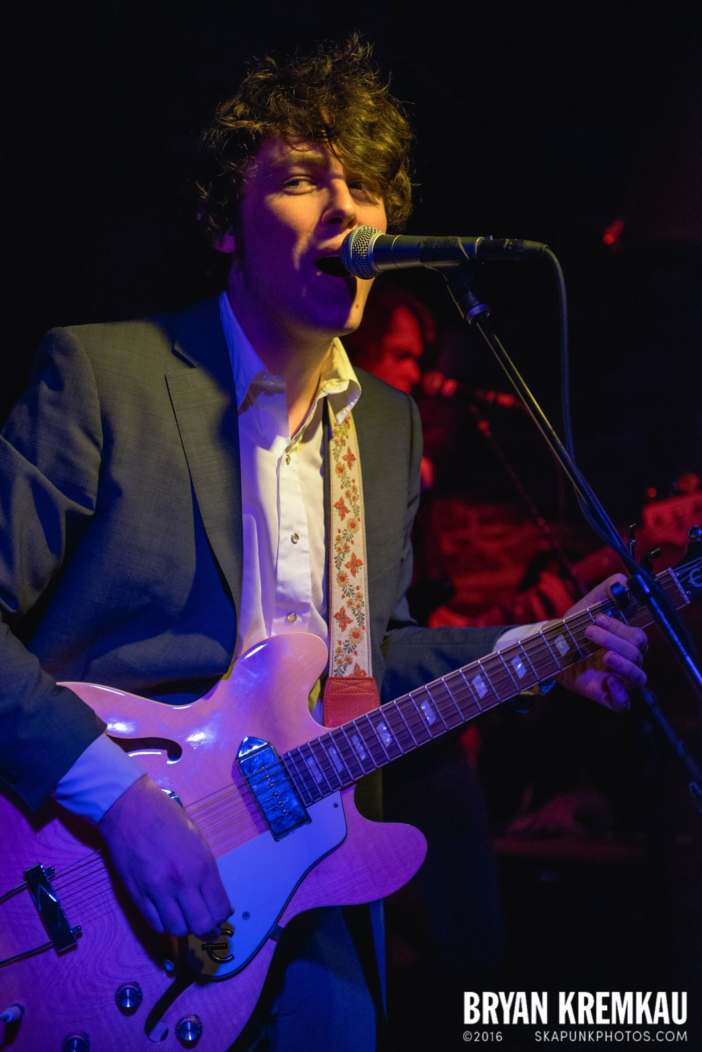 Trapper Schoepp & The Shades @ Bowery Electric, NYC - 11.20.14 (60)
