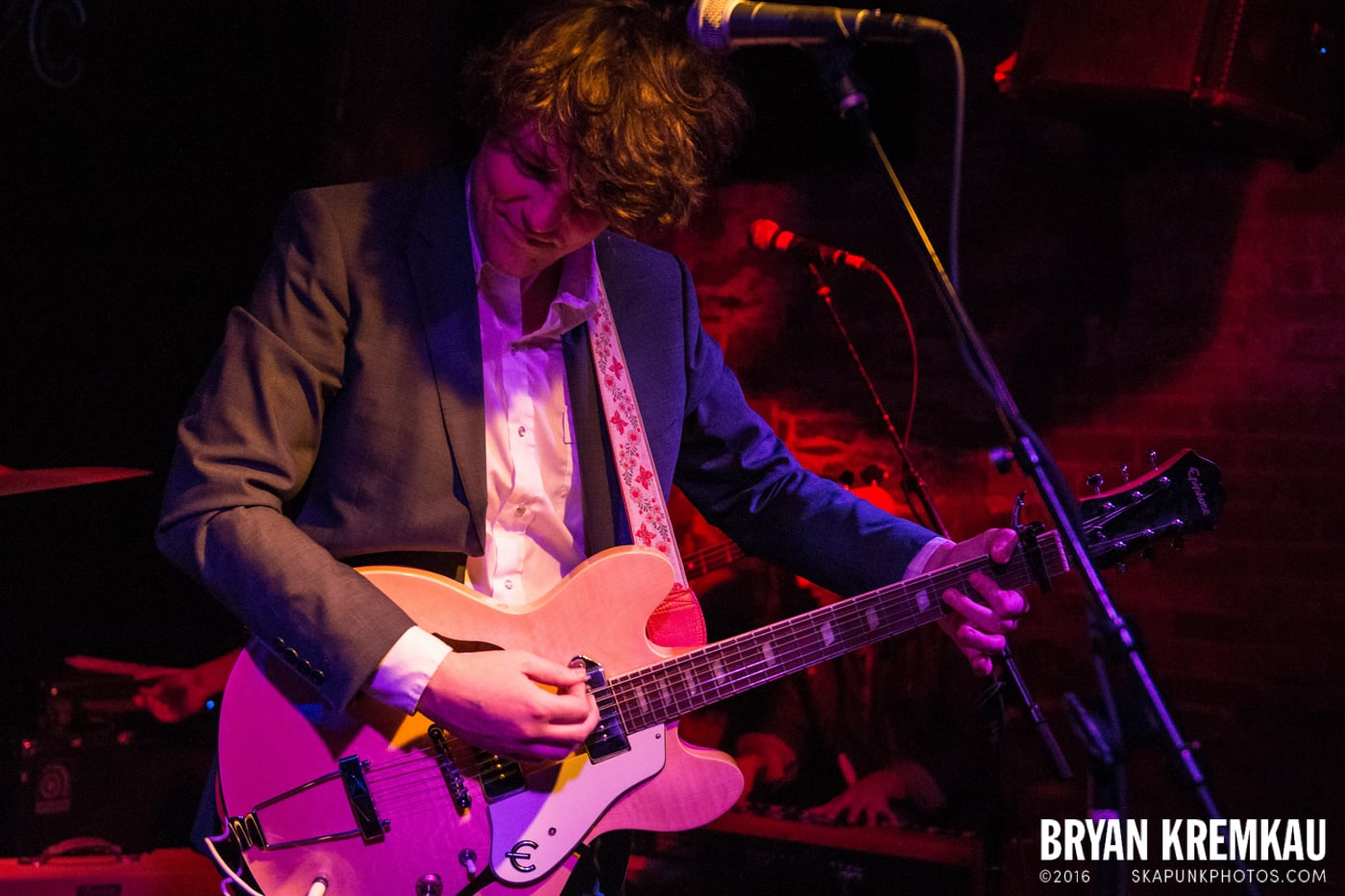 Trapper Schoepp & The Shades @ Bowery Electric, NYC - 11.20.14 (54)