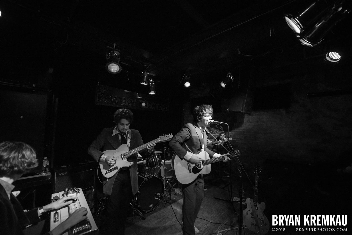 Trapper Schoepp & The Shades @ Bowery Electric, NYC - 11.20.14 (47)