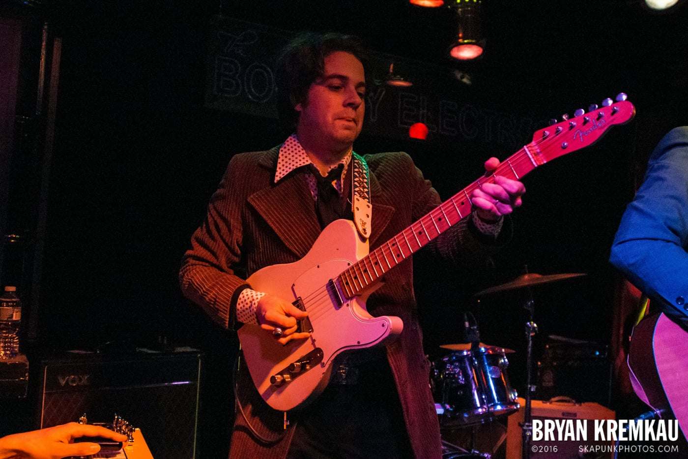 Trapper Schoepp & The Shades @ Bowery Electric, NYC - 11.20.14 (46)