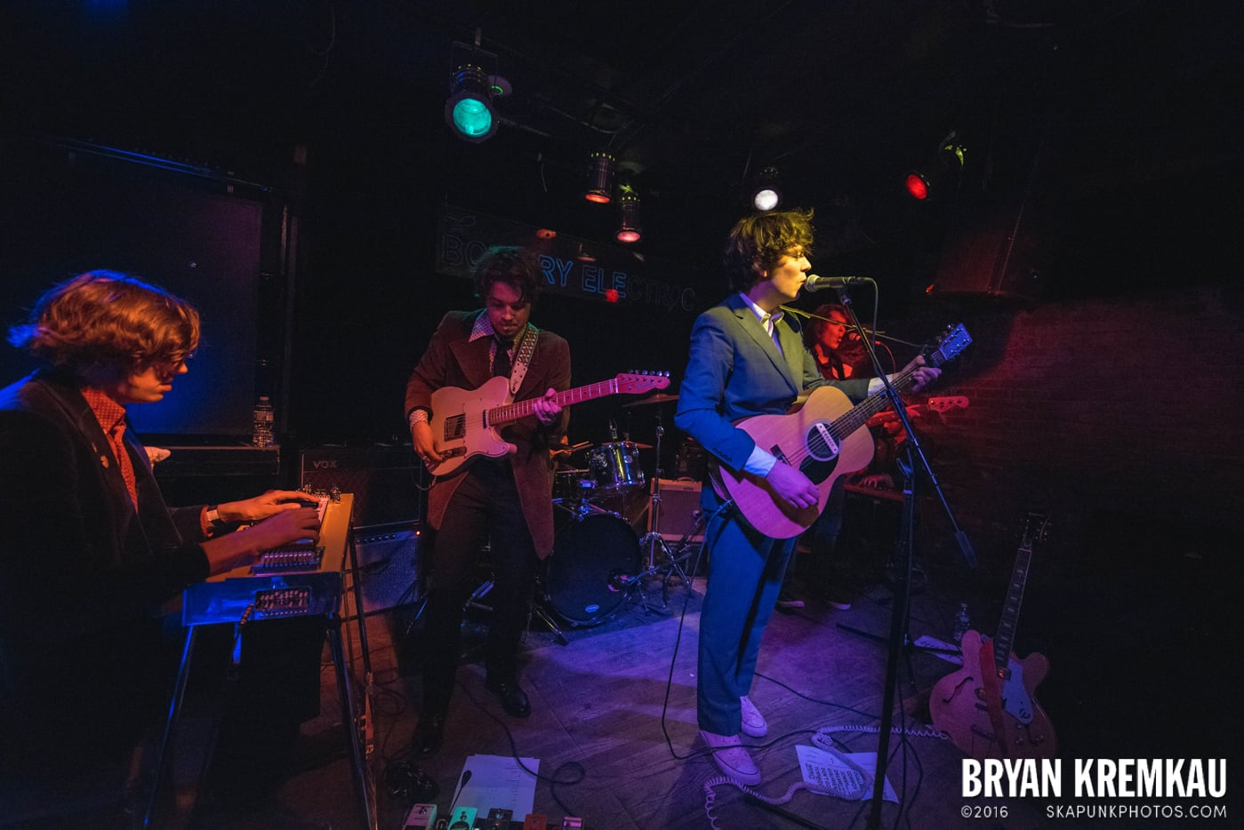 Trapper Schoepp & The Shades @ Bowery Electric, NYC - 11.20.14 (45)