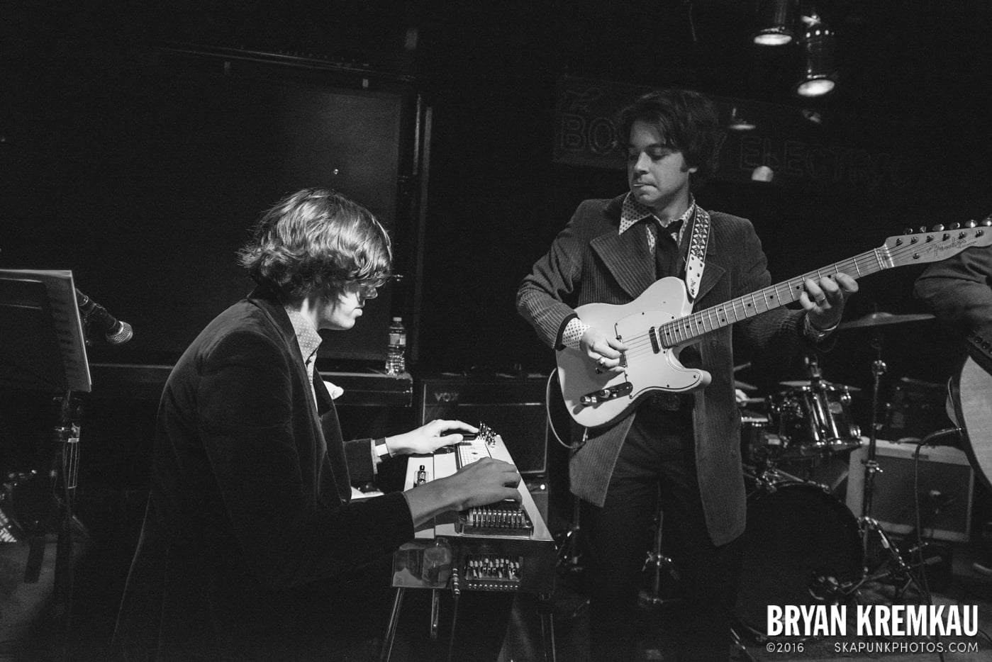 Trapper Schoepp & The Shades @ Bowery Electric, NYC - 11.20.14 (44)