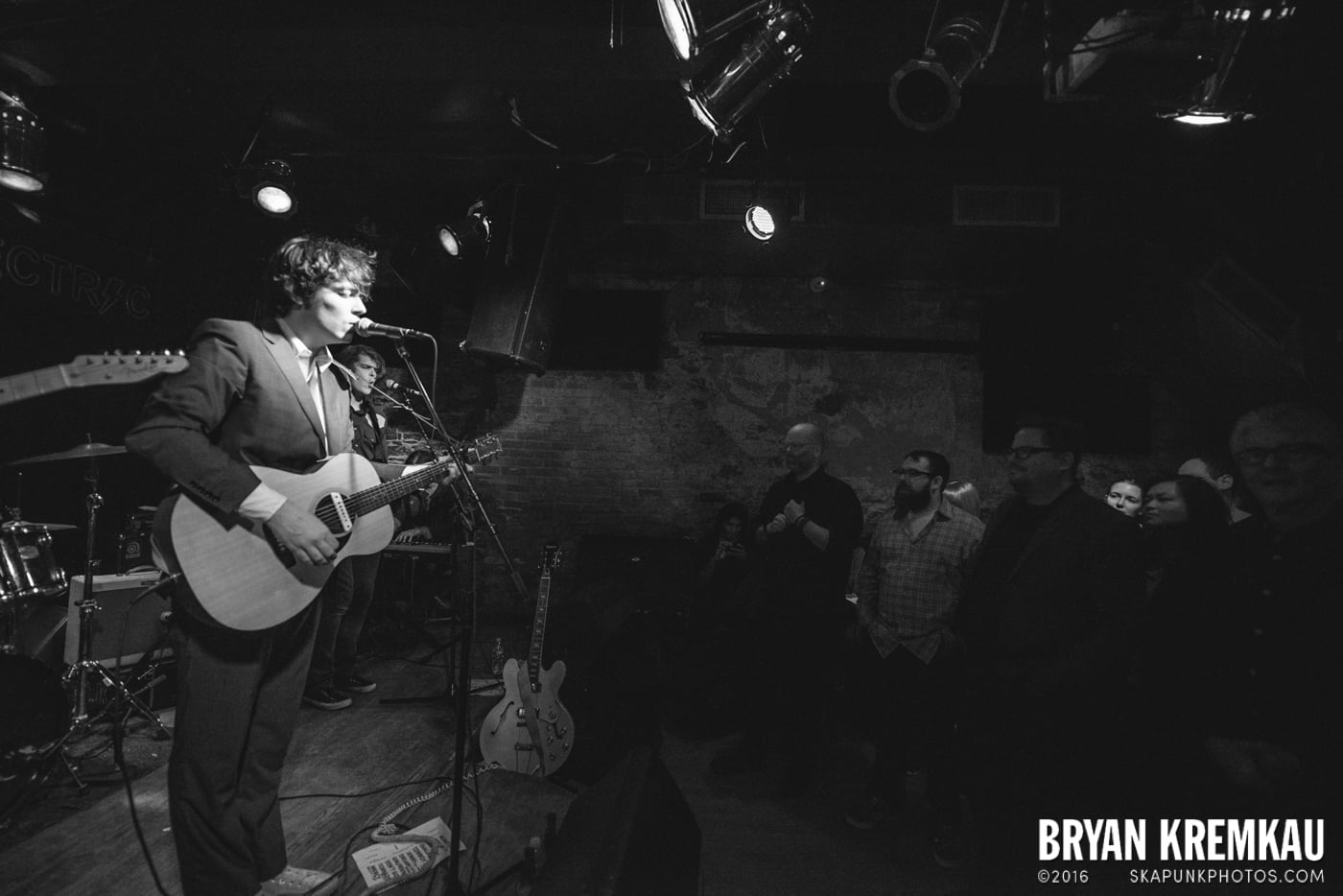 Trapper Schoepp & The Shades @ Bowery Electric, NYC - 11.20.14 (43)