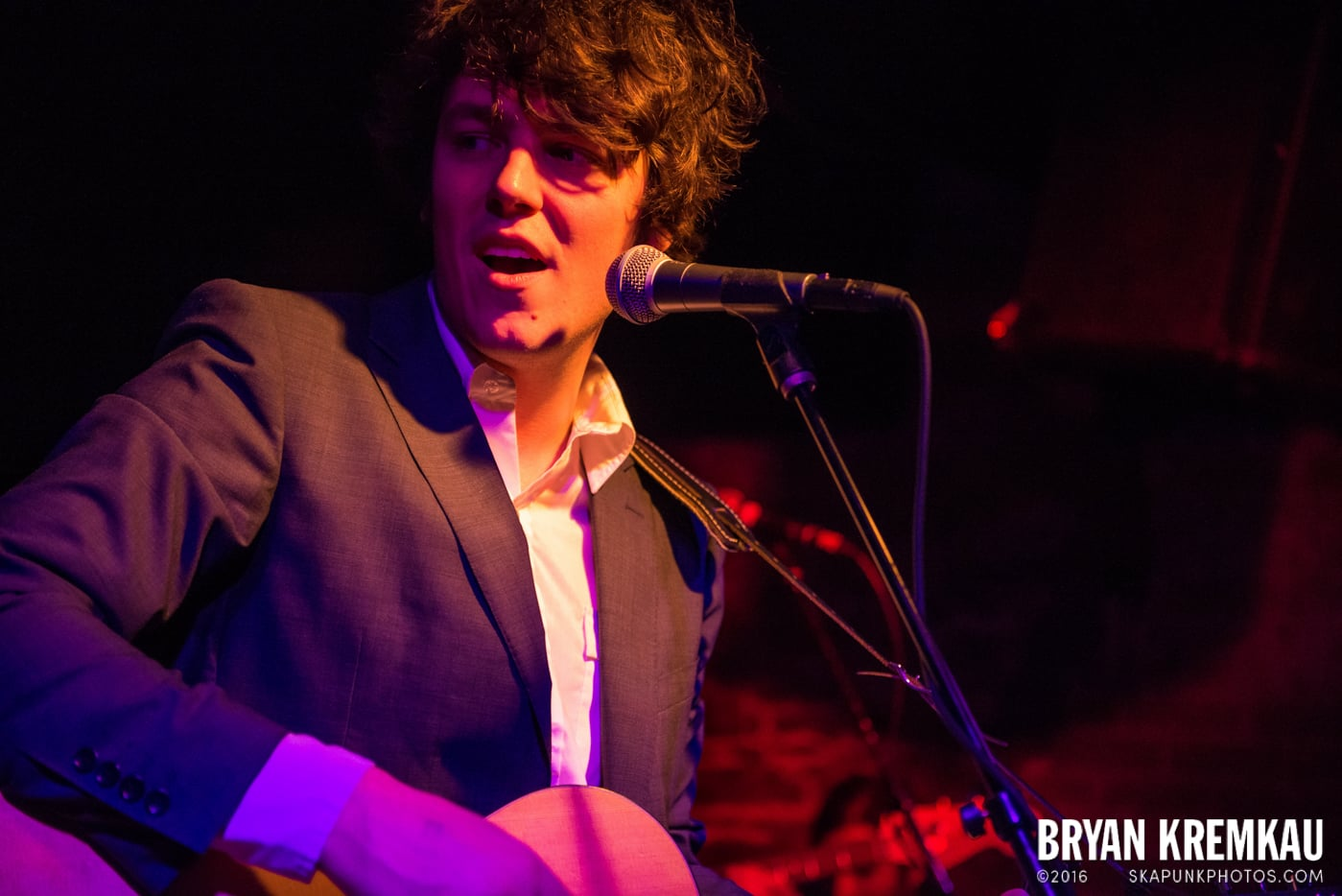 Trapper Schoepp & The Shades @ Bowery Electric, NYC - 11.20.14 (40)