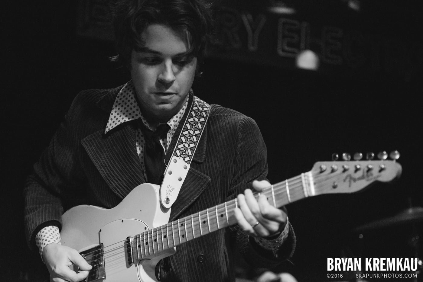 Trapper Schoepp & The Shades @ Bowery Electric, NYC - 11.20.14 (39)