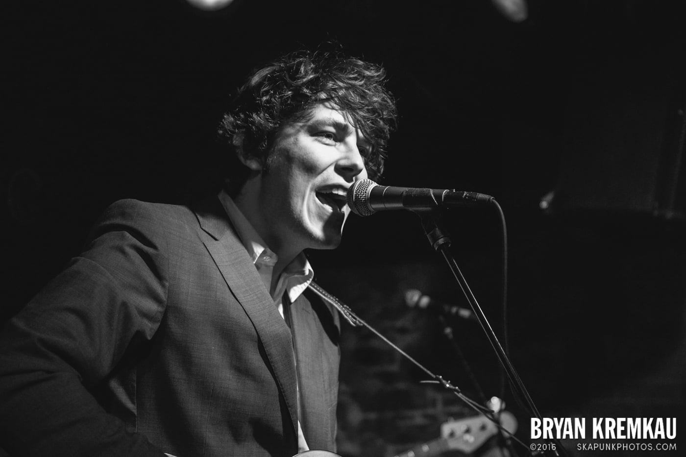 Trapper Schoepp & The Shades @ Bowery Electric, NYC - 11.20.14 (38)