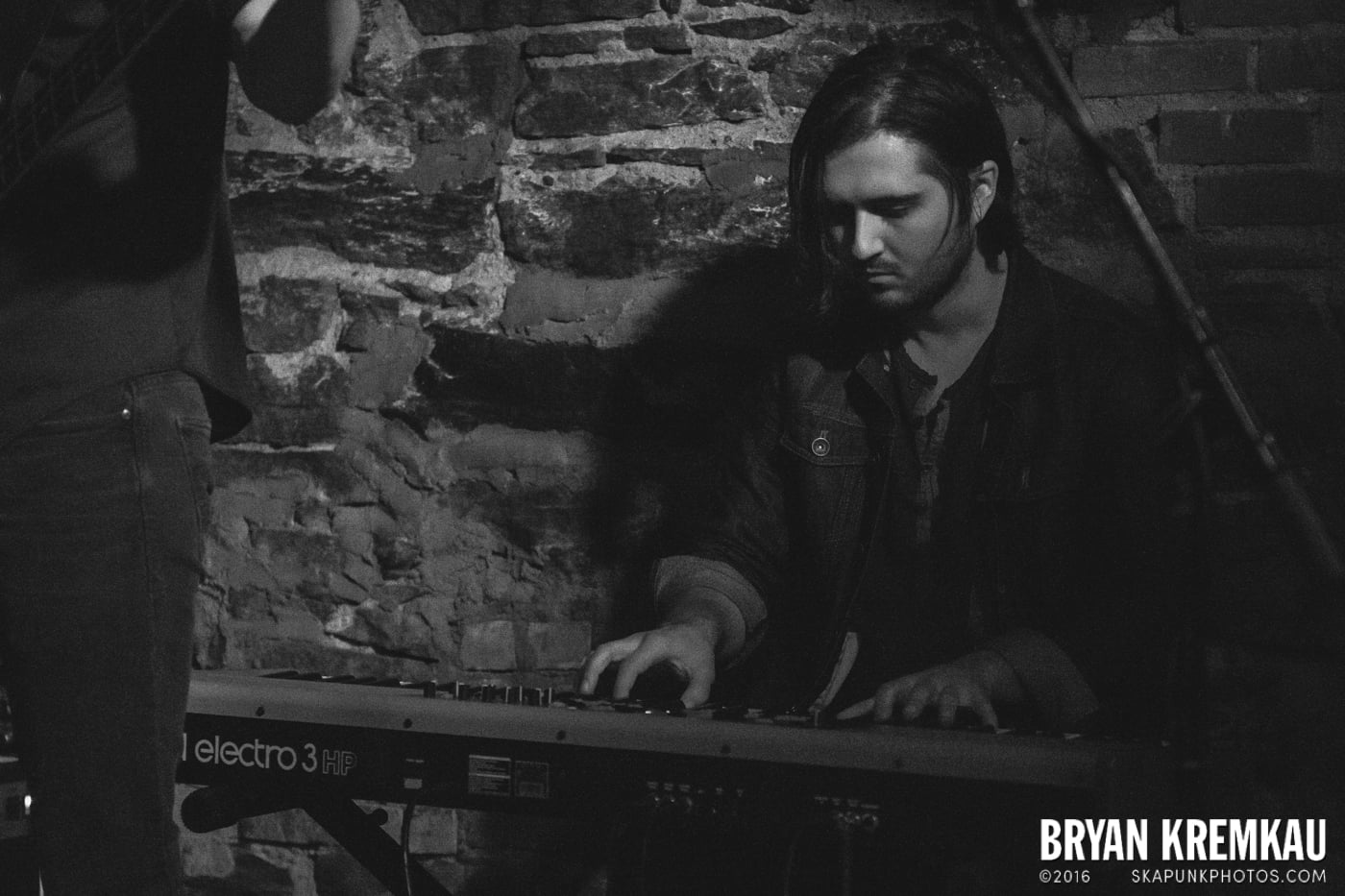 Trapper Schoepp & The Shades @ Bowery Electric, NYC - 11.20.14 (34)