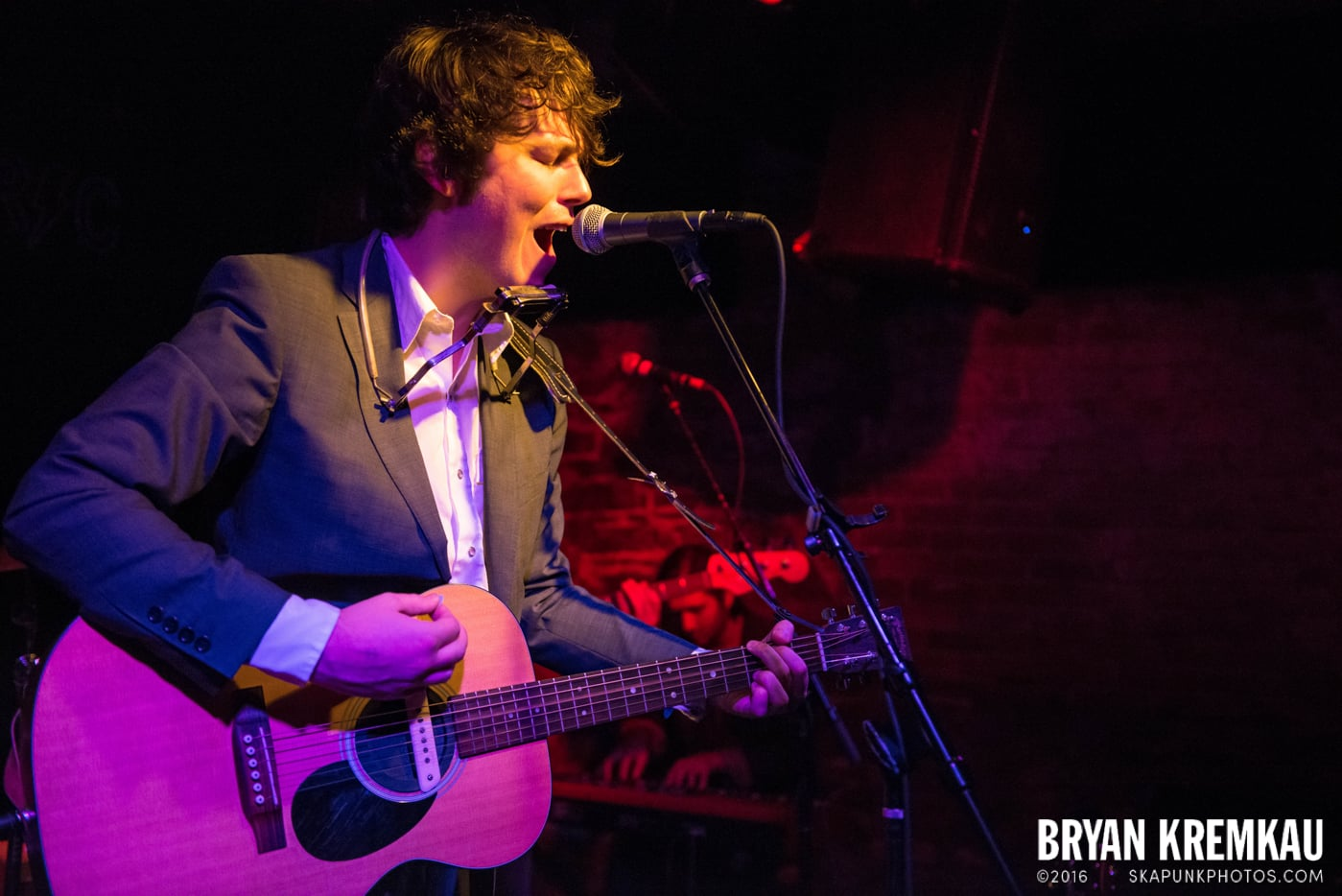 Trapper Schoepp & The Shades @ Bowery Electric, NYC - 11.20.14 (32)