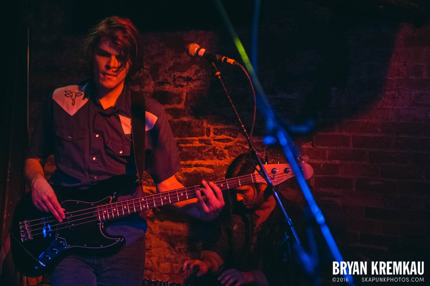 Trapper Schoepp & The Shades @ Bowery Electric, NYC - 11.20.14 (30)
