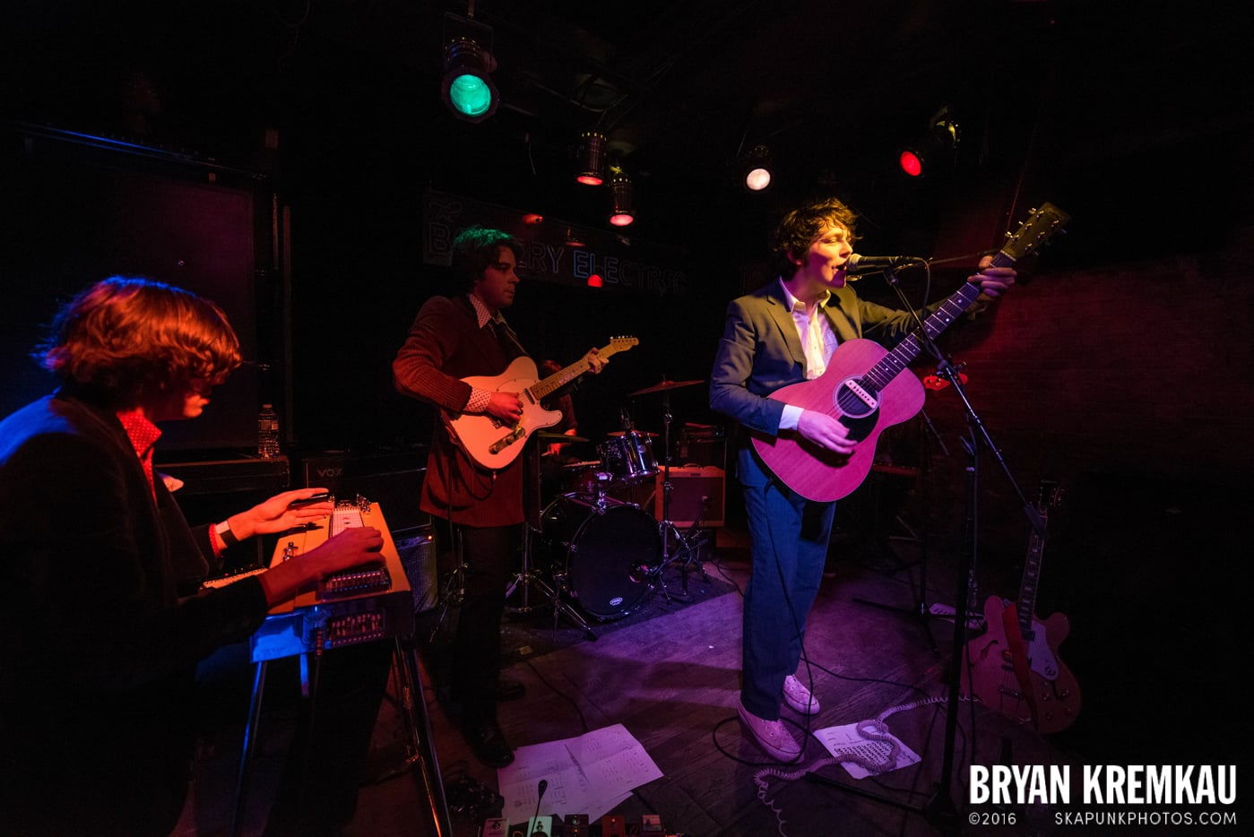 Trapper Schoepp & The Shades @ Bowery Electric, NYC - 11.20.14 (28)