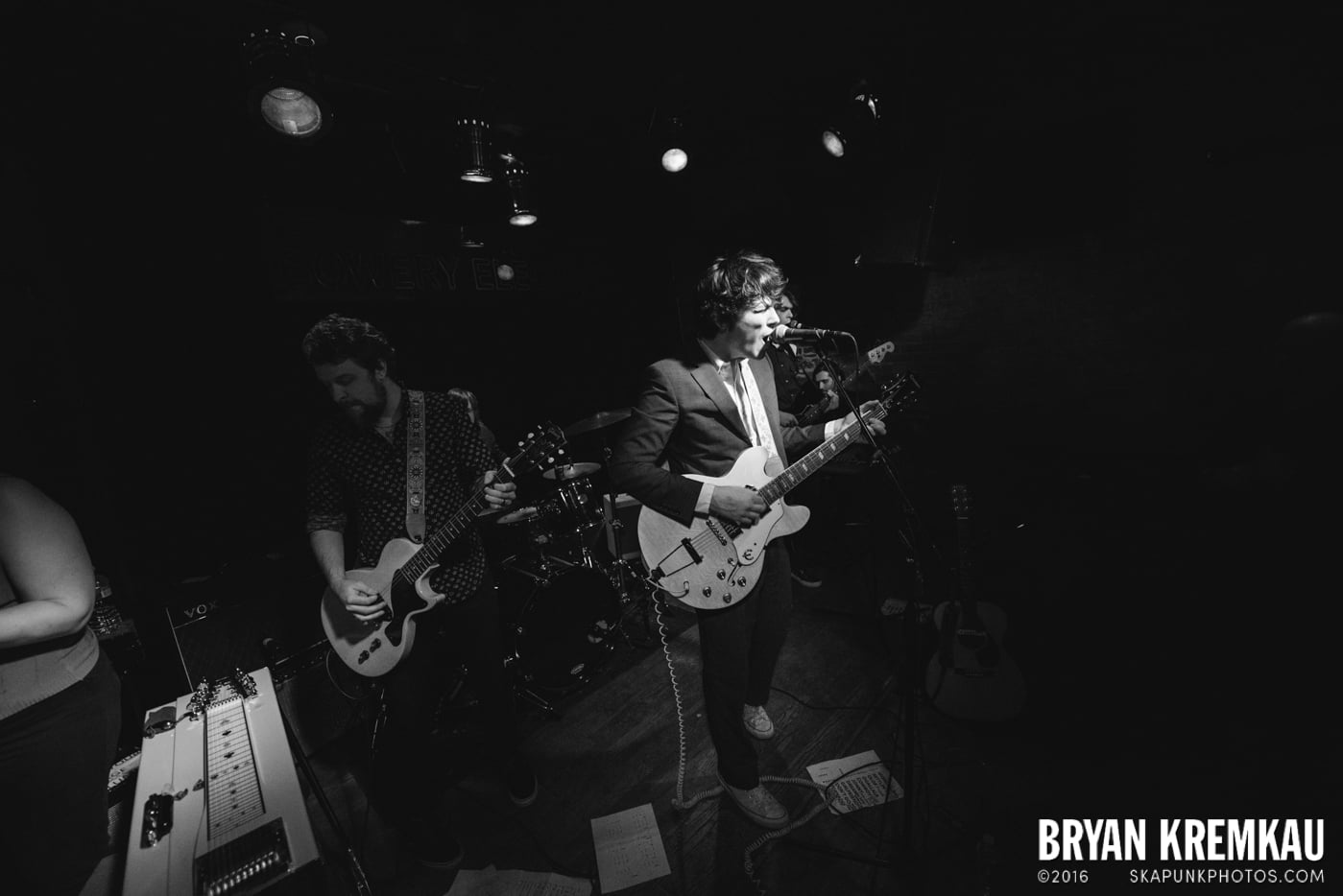 Trapper Schoepp & The Shades @ Bowery Electric, NYC - 11.20.14 (19)