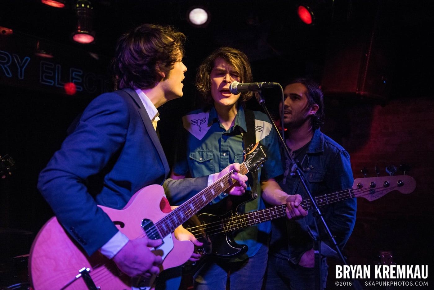 Trapper Schoepp & The Shades @ Bowery Electric, NYC - 11.20.14 (15)
