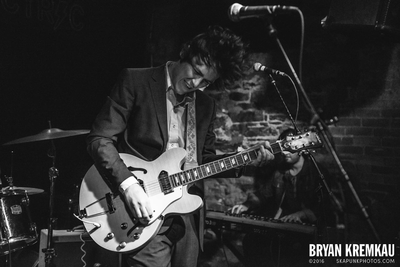 Trapper Schoepp & The Shades @ Bowery Electric, NYC - 11.20.14 (13)