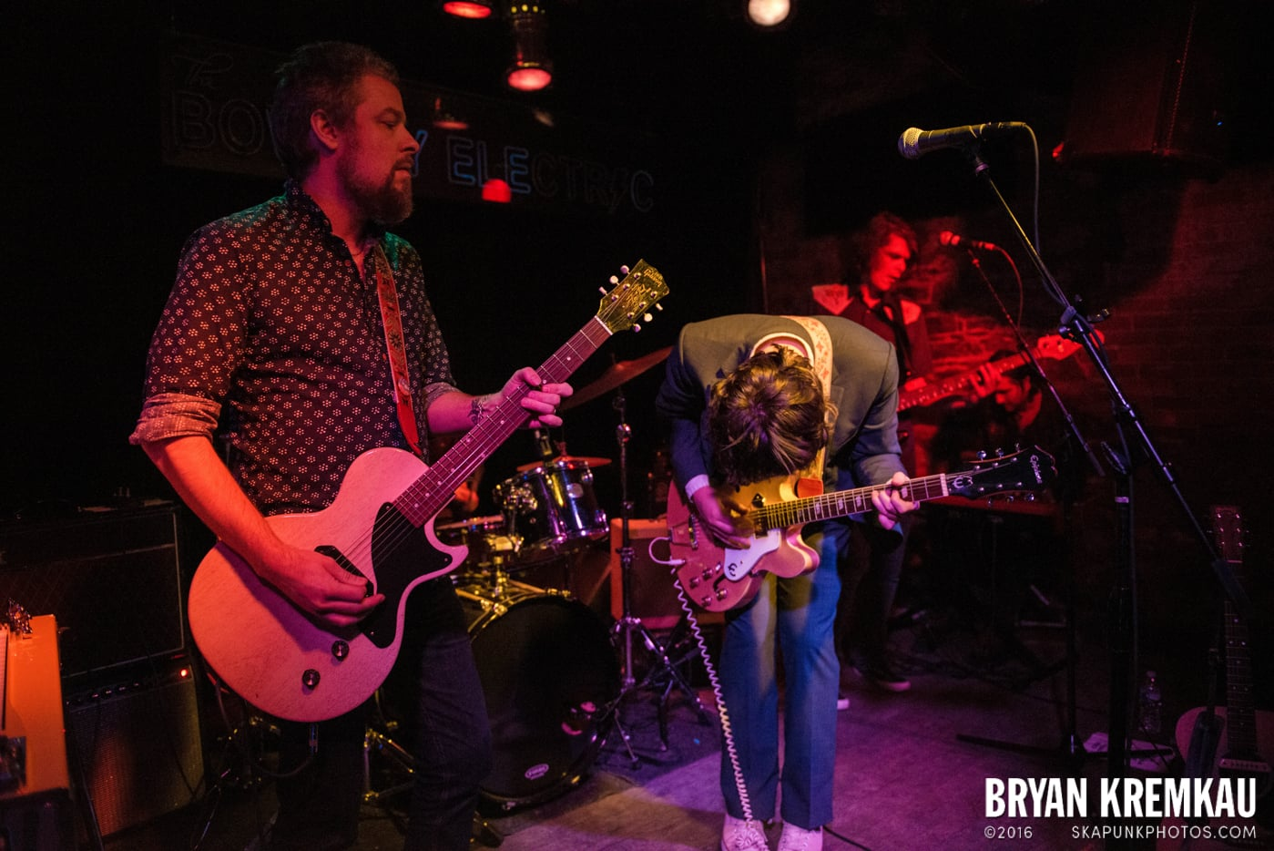 Trapper Schoepp & The Shades @ Bowery Electric, NYC - 11.20.14 (12)