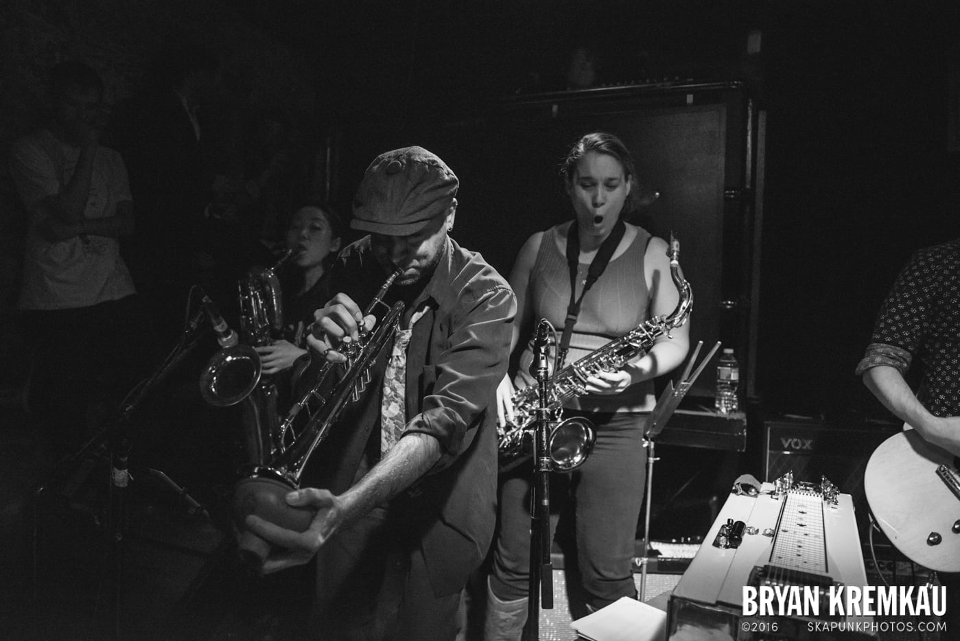 Trapper Schoepp & The Shades @ Bowery Electric, NYC - 11.20.14 (8)