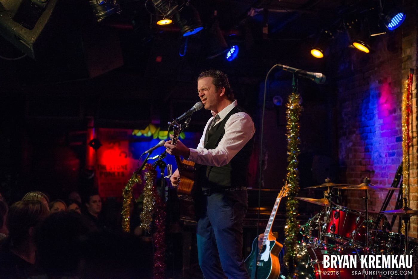 Chris Trapper @ The Bitter End, NYC - 12.5.14 (11)