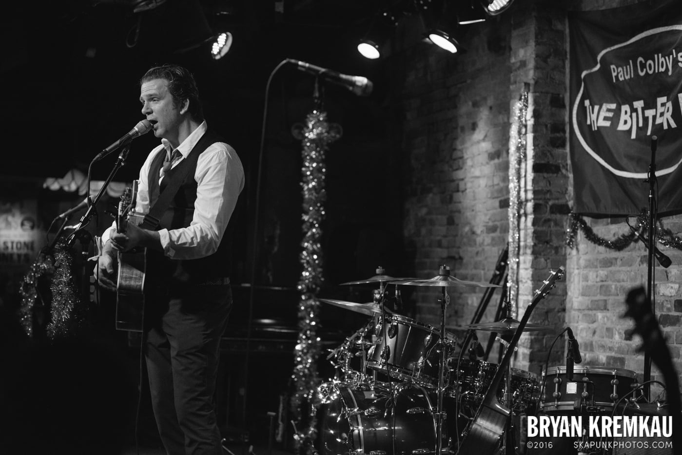 Chris Trapper @ The Bitter End, NYC - 12.5.14 (5)