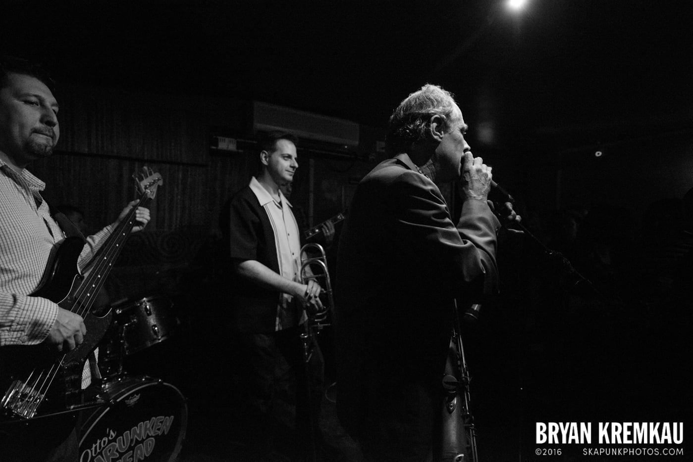 The Scofflaws @ Otto's Shrunken Head, NYC - 12.5.14 (24)