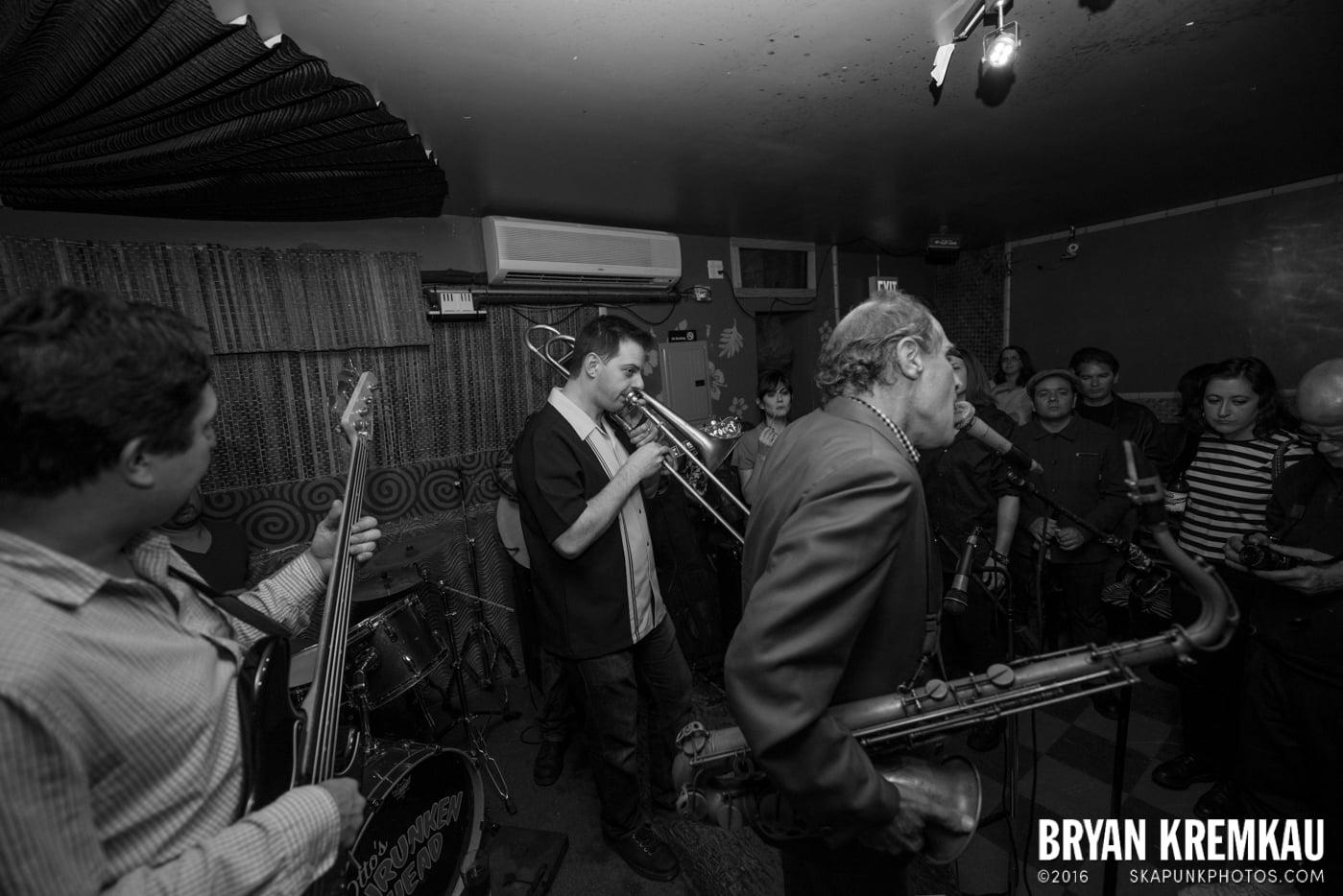 The Scofflaws @ Otto's Shrunken Head, NYC - 12.5.14 (22)