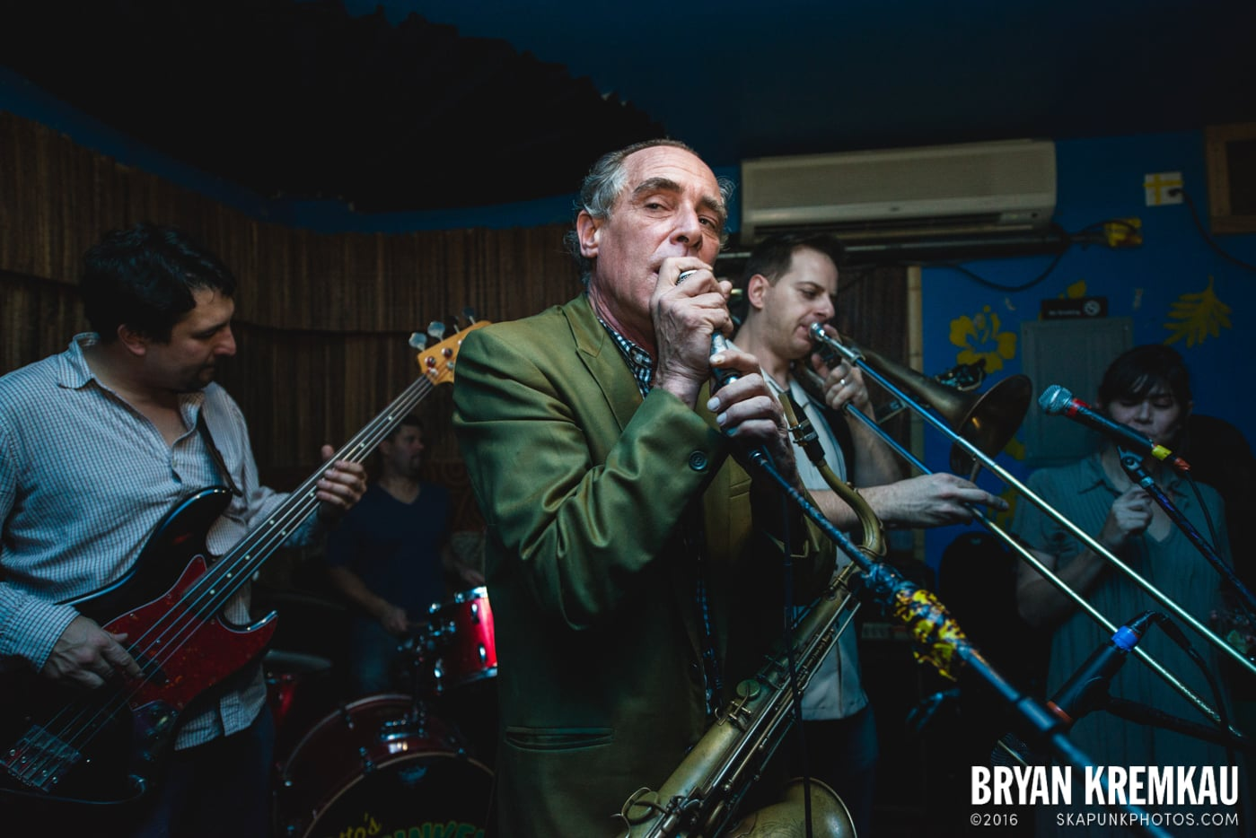 The Scofflaws @ Otto's Shrunken Head, NYC - 12.5.14 (14)