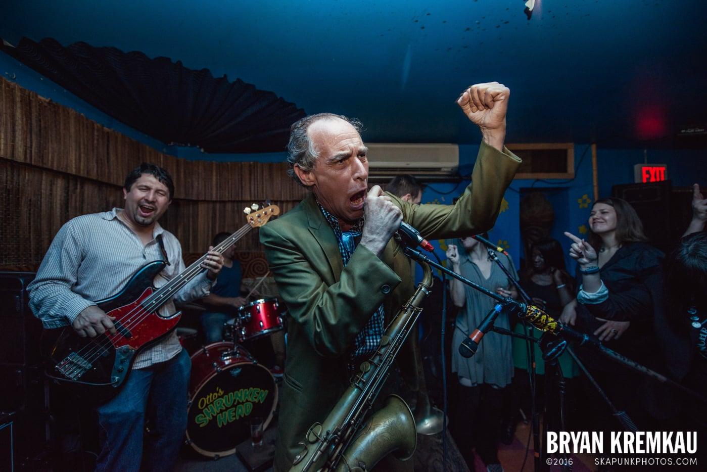 The Scofflaws @ Otto's Shrunken Head, NYC - 12.5.14 (13)