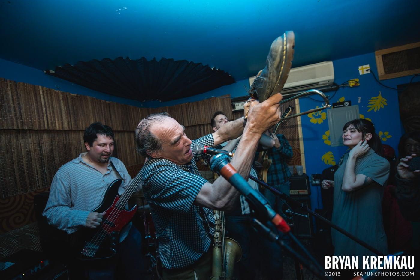 The Scofflaws @ Otto's Shrunken Head, NYC - 12.5.14 (1)