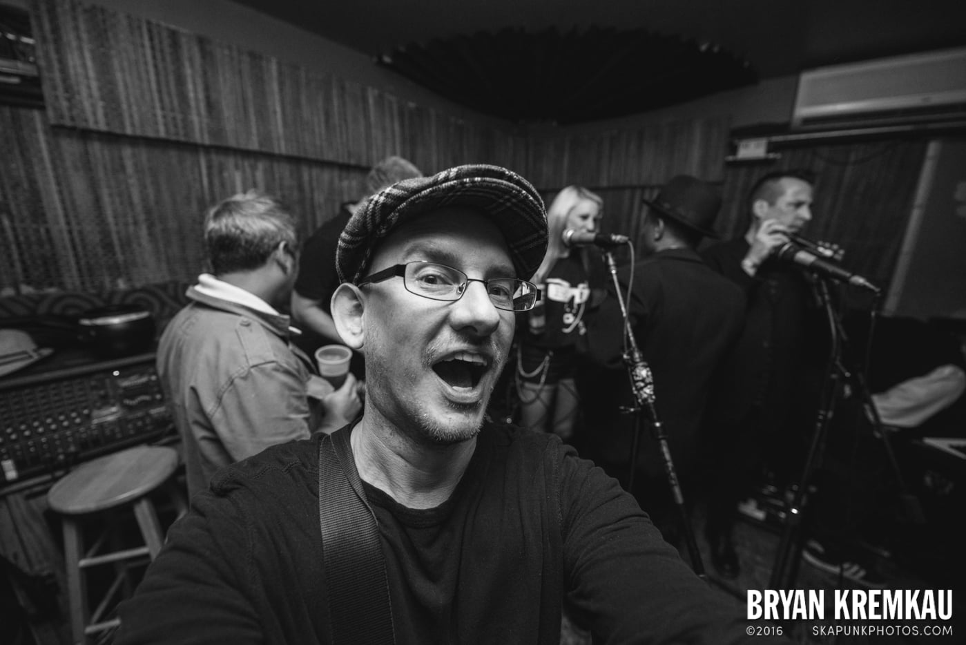 Rude Boy George @ Otto's Shrunken Head, NYC - 12.5.14 (43)