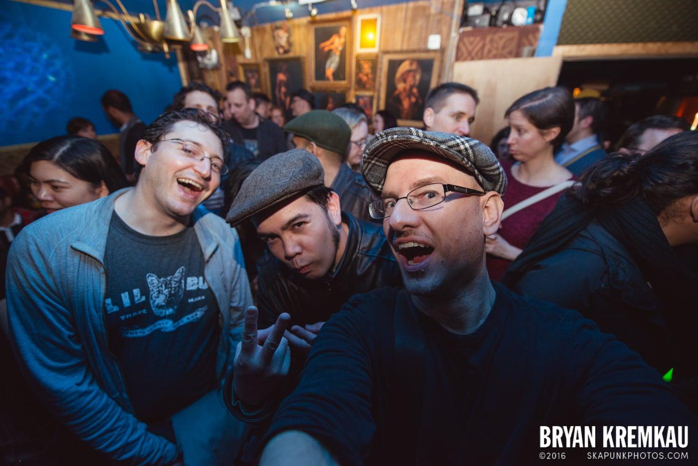 Rude Boy George @ Otto's Shrunken Head, NYC - 12.5.14 (41)