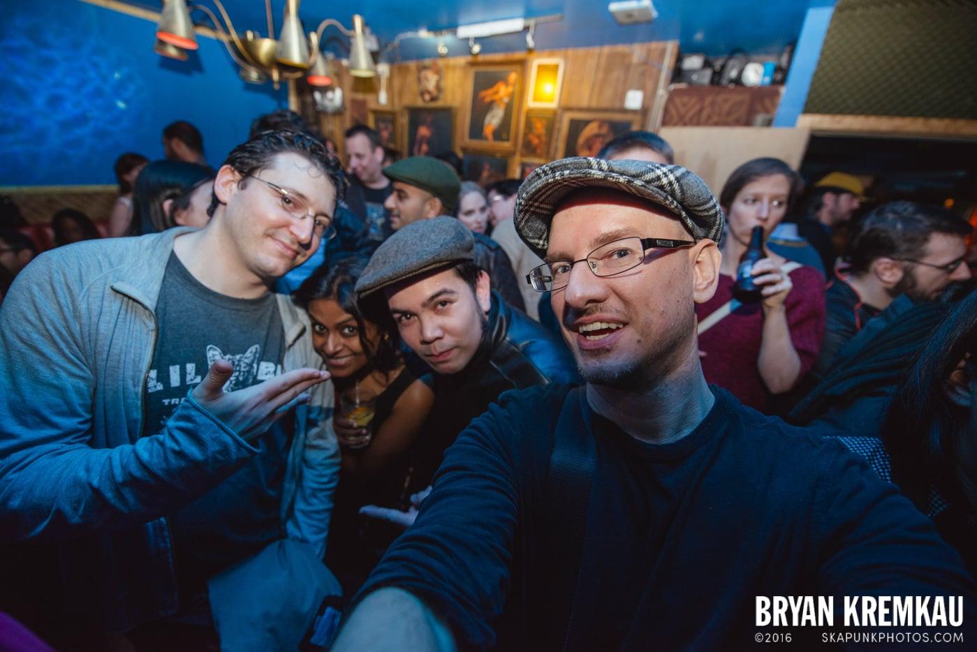 Rude Boy George @ Otto's Shrunken Head, NYC - 12.5.14 (40)