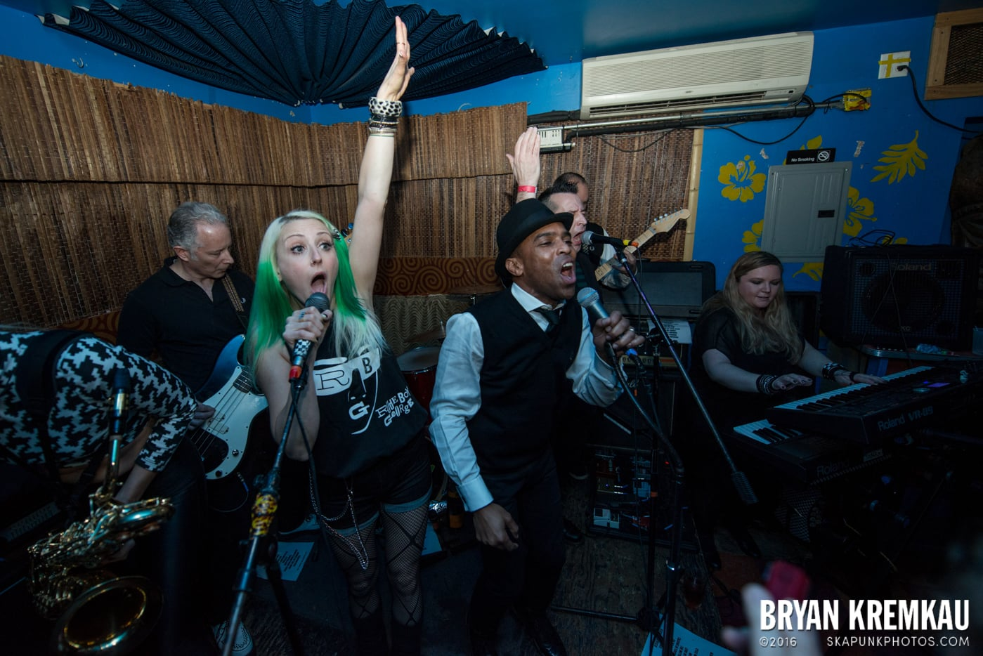 Rude Boy George @ Otto's Shrunken Head, NYC - 12.5.14 (28)