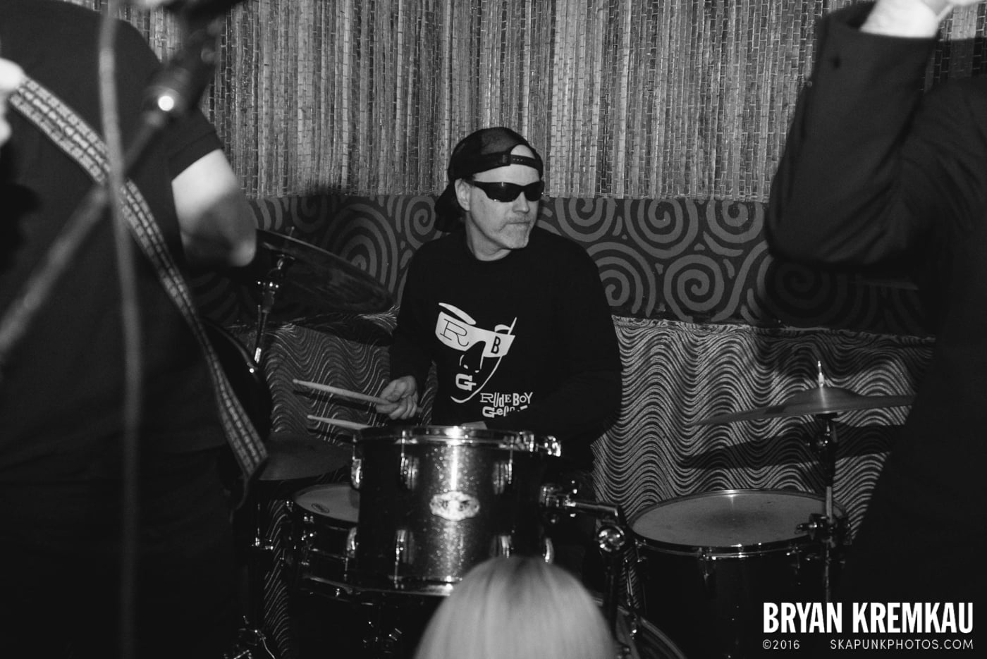 Rude Boy George @ Otto's Shrunken Head, NYC - 12.5.14 (25)