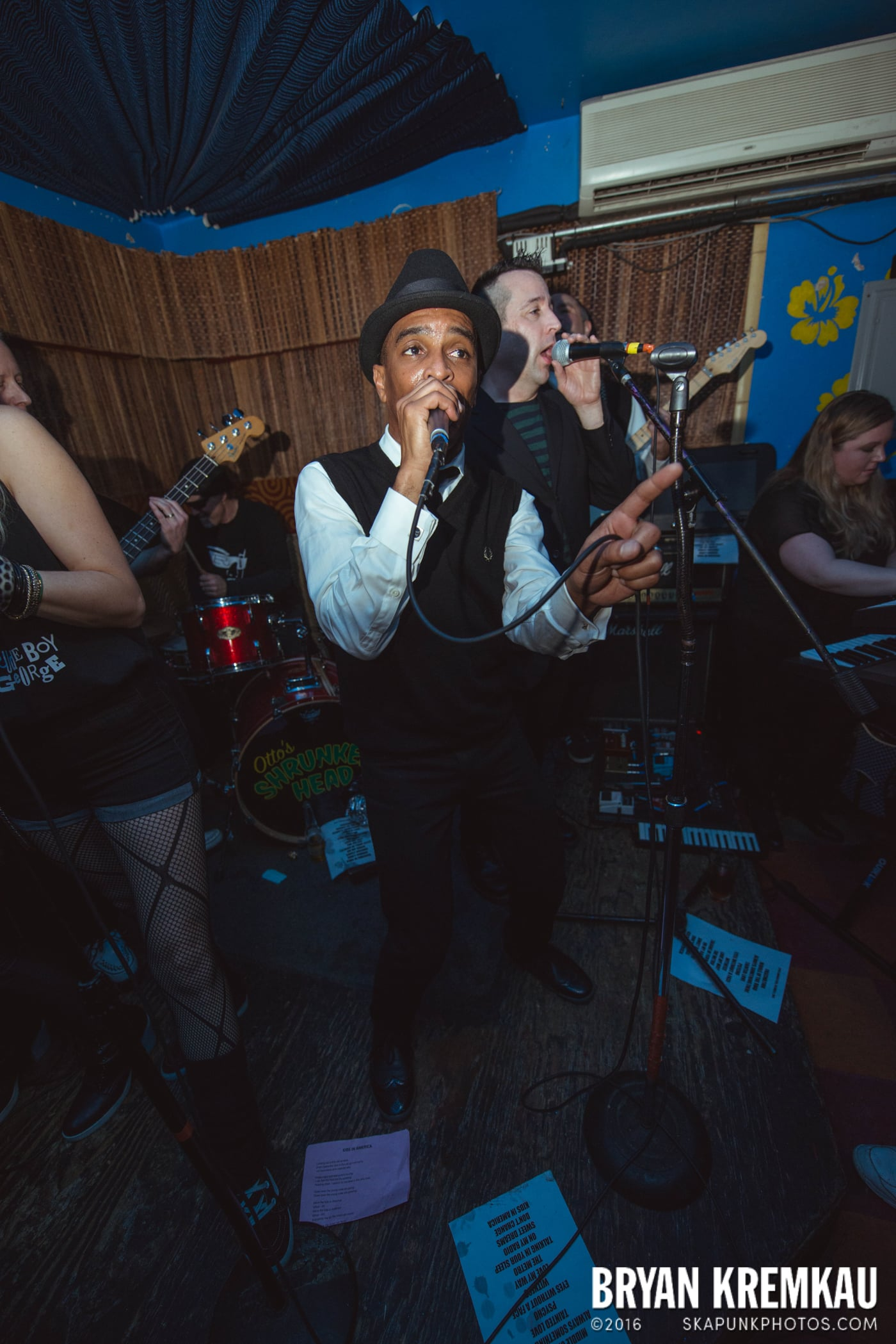 Rude Boy George @ Otto's Shrunken Head, NYC - 12.5.14 (18)