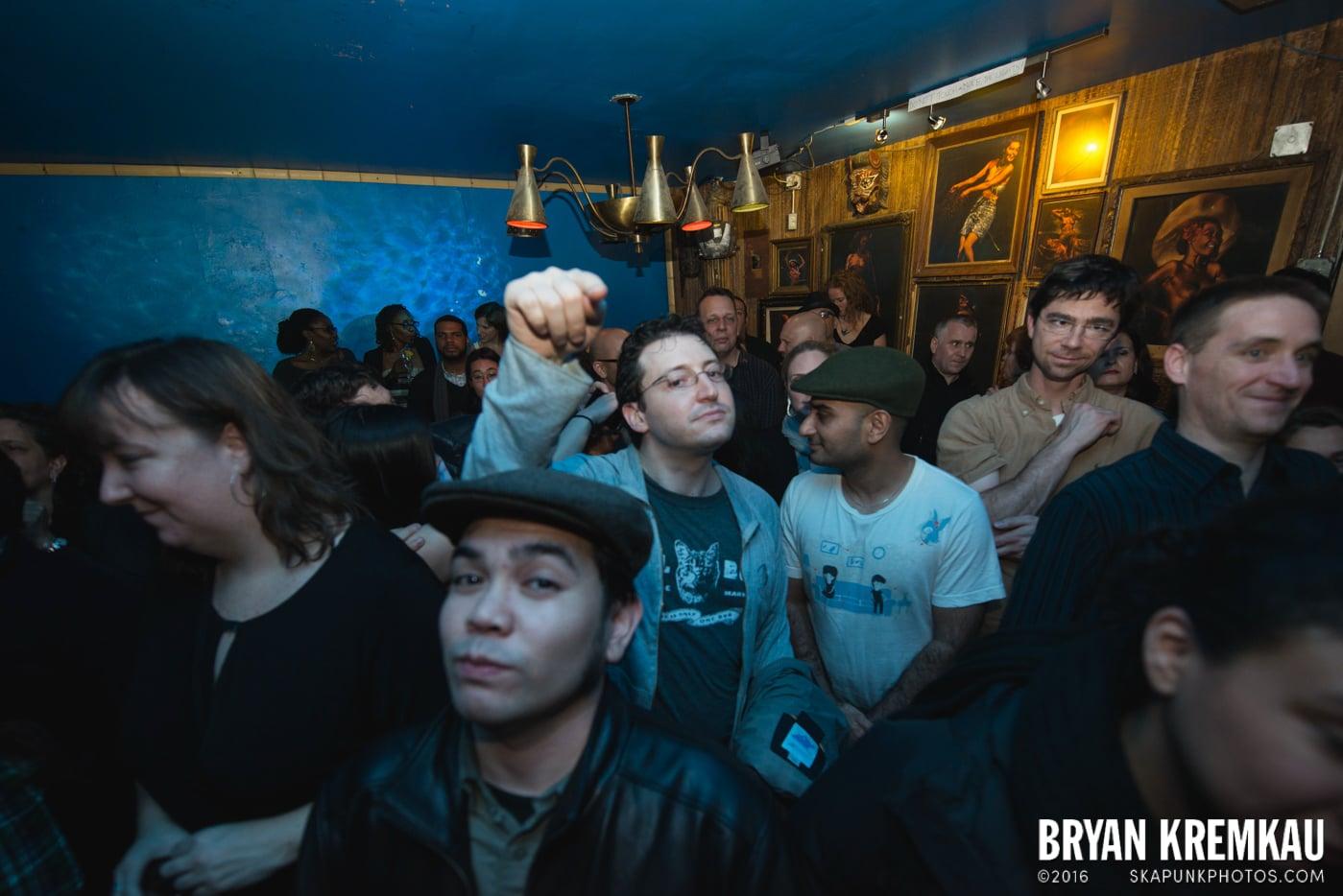 Rude Boy George @ Otto's Shrunken Head, NYC - 12.5.14 (15)