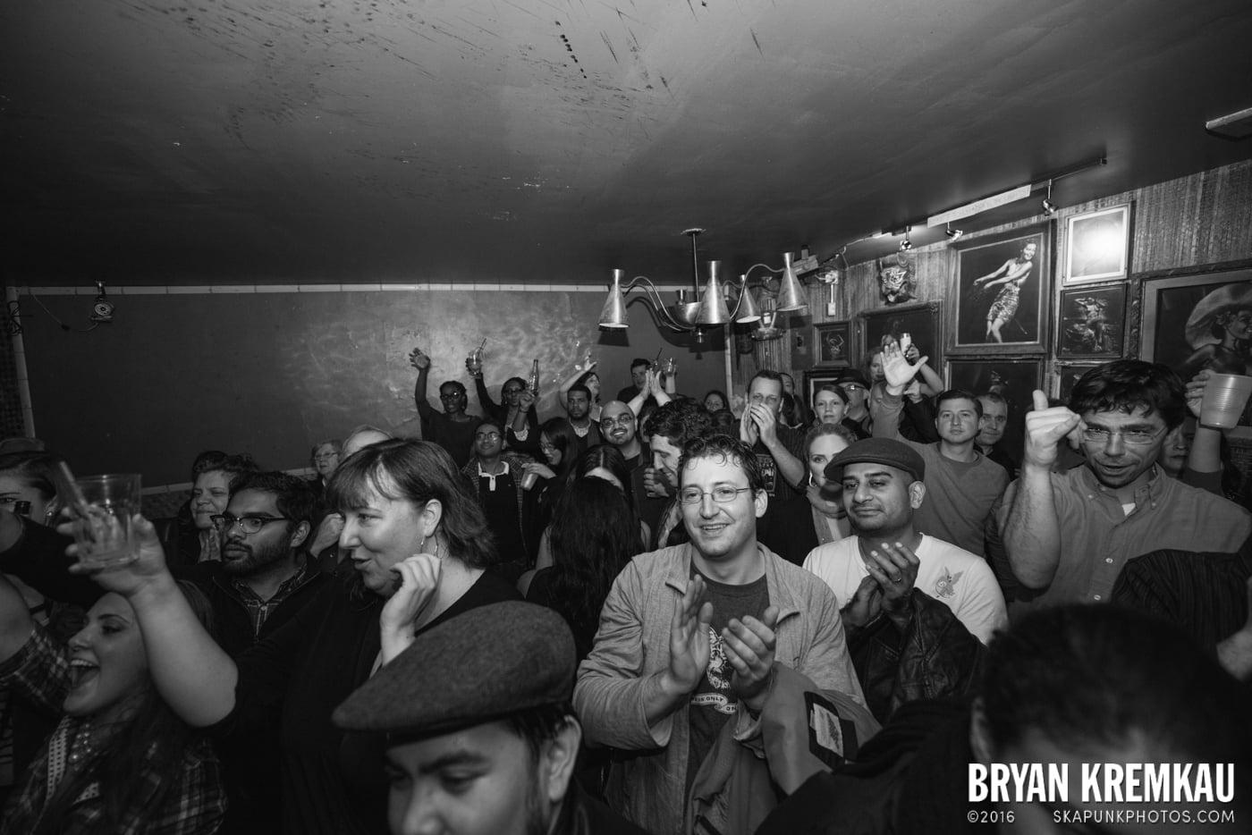 Rude Boy George @ Otto's Shrunken Head, NYC - 12.5.14 (12)