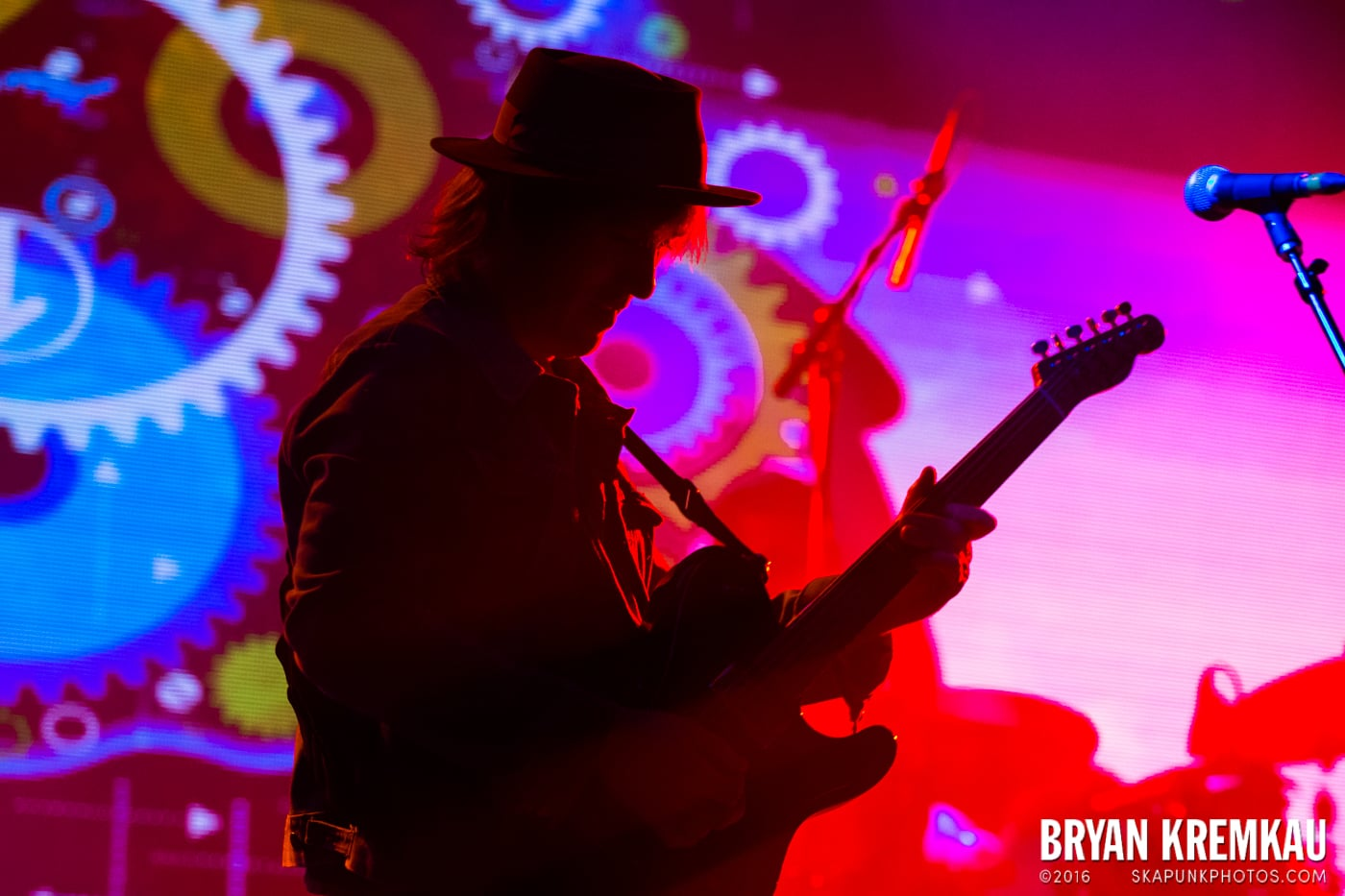 Willie Nile @ Highline Ballroom, NYC - 12.26.14 (71)