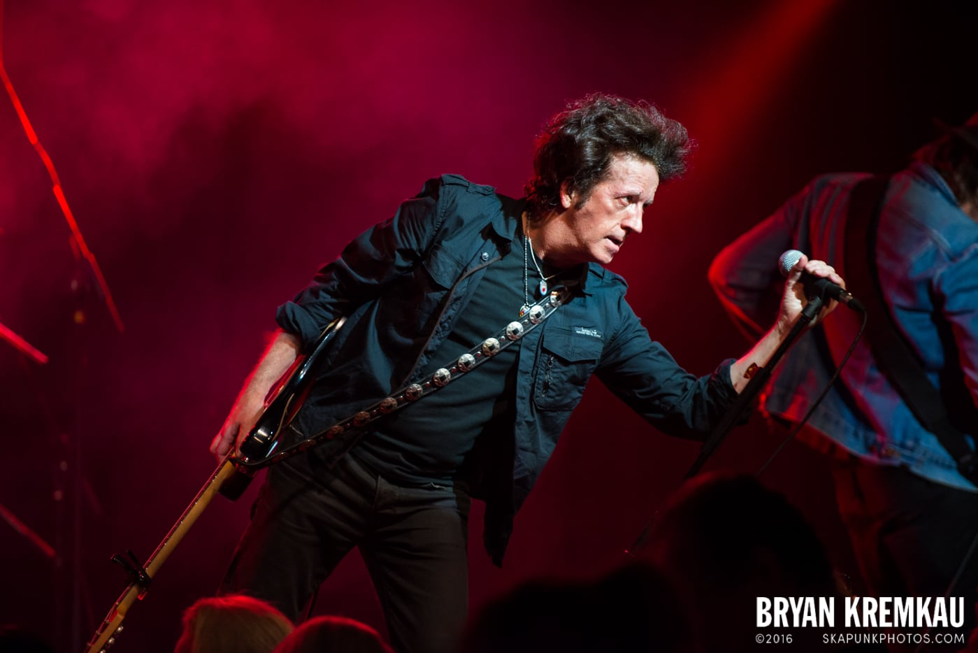 Willie Nile @ Highline Ballroom, NYC - 12.26.14 (9)