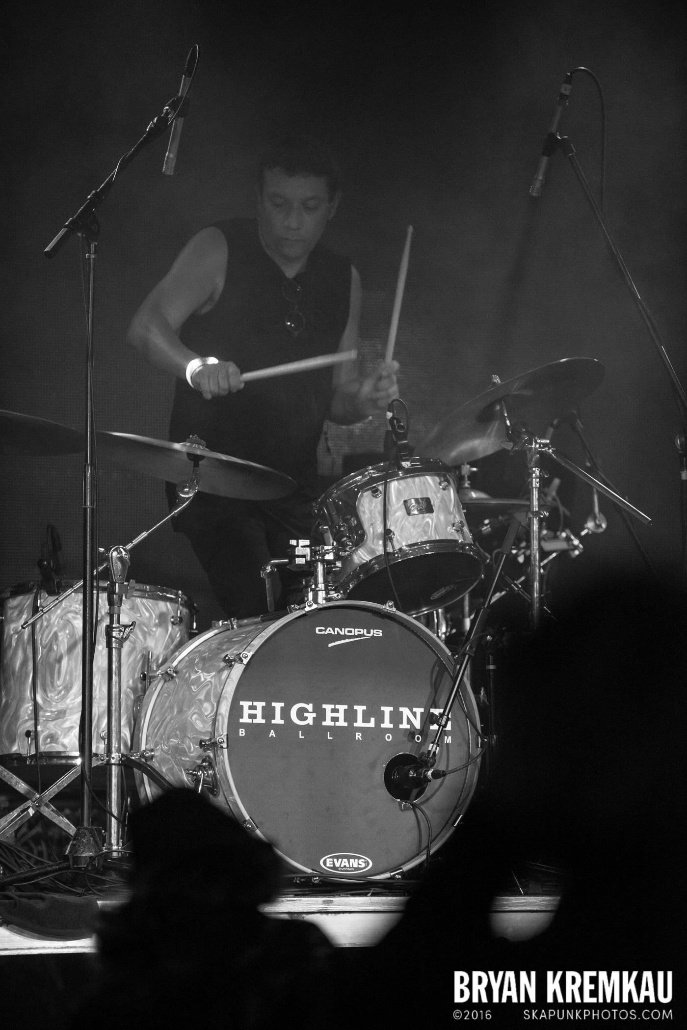 Willie Nile @ Highline Ballroom, NYC - 12.26.14 (1)